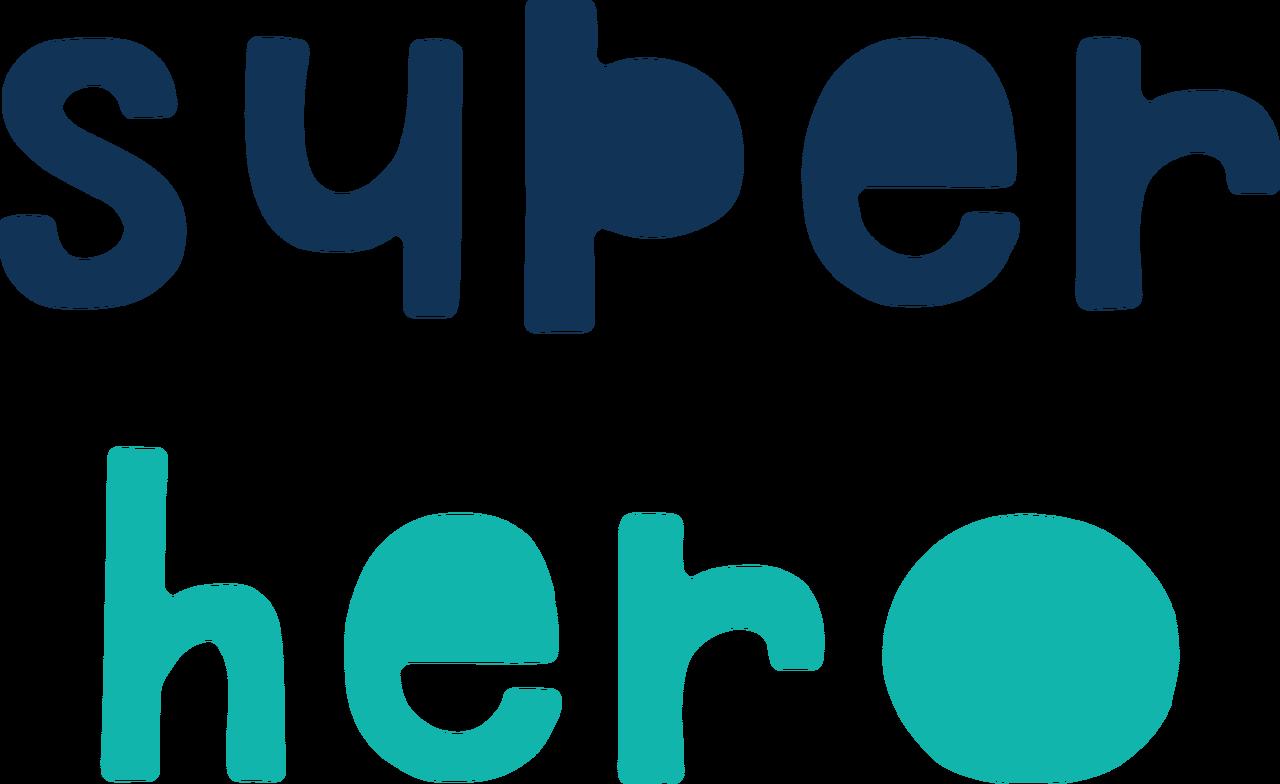 Super Hero SVG Cut File
