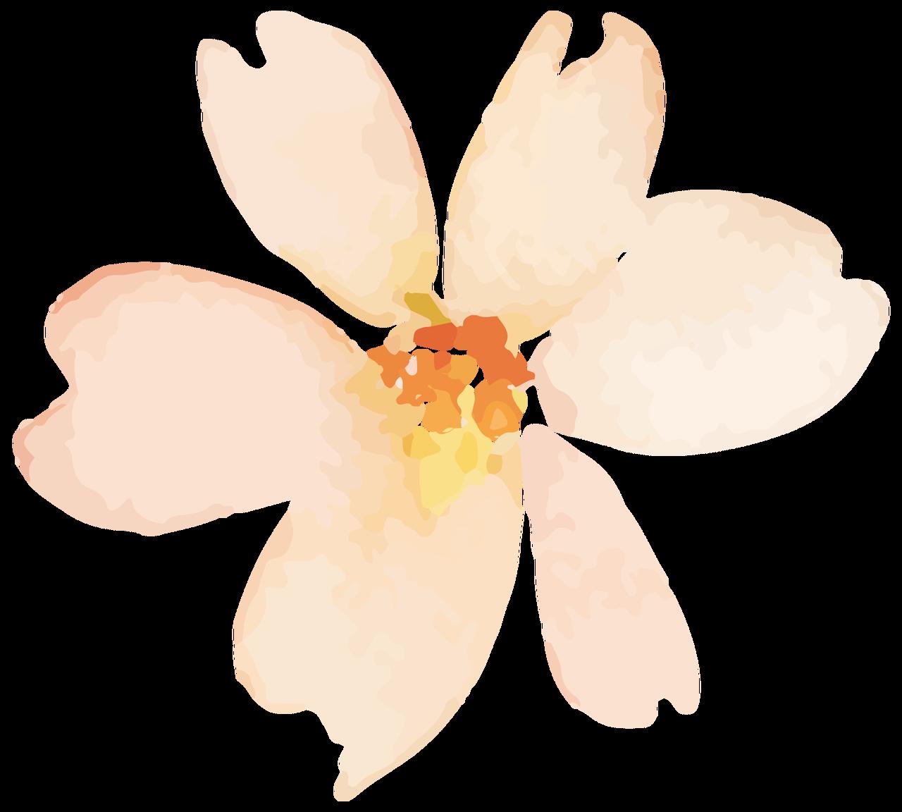 Flower #2 Print & Cut File
