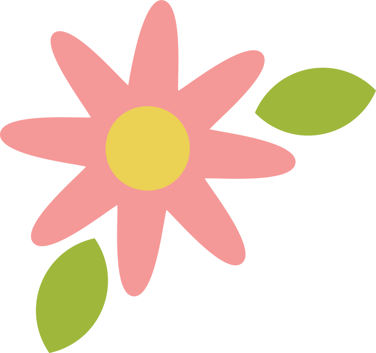 Flower #5 SVG Cut File