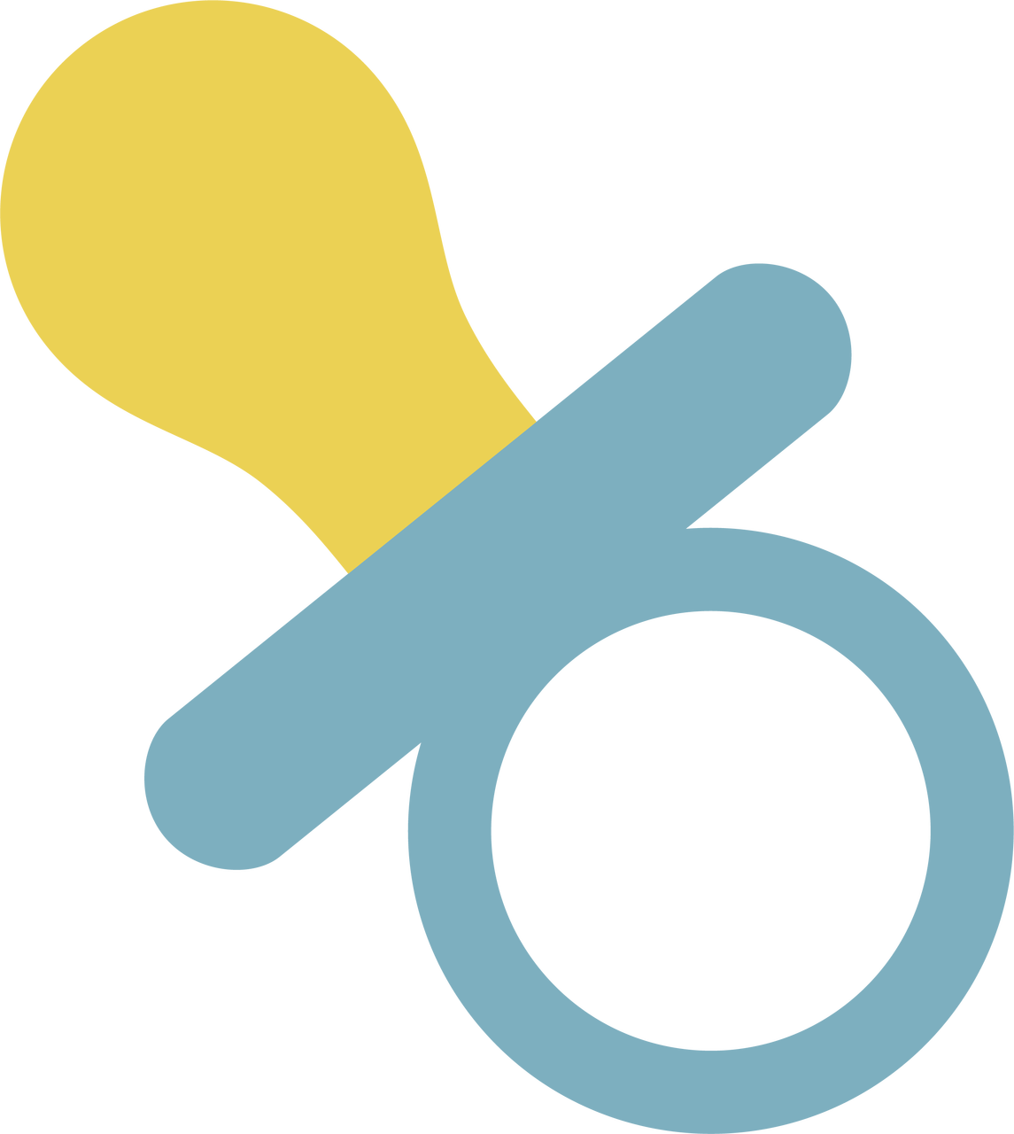 Binky SVG Cut File