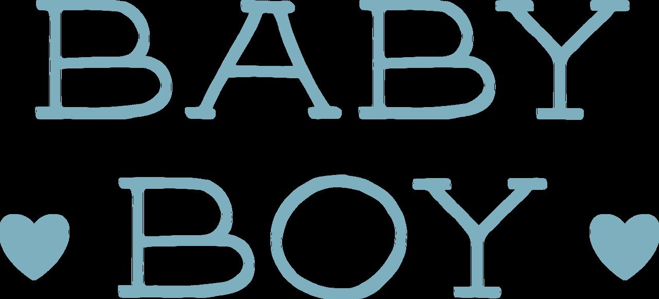 Baby Boy SVG Cut File