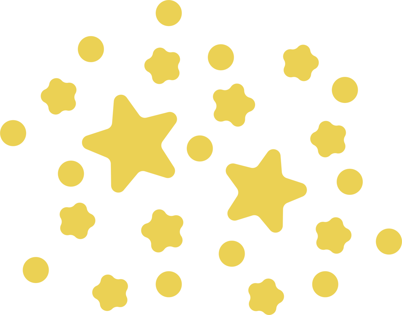 Stars SVG Cut File