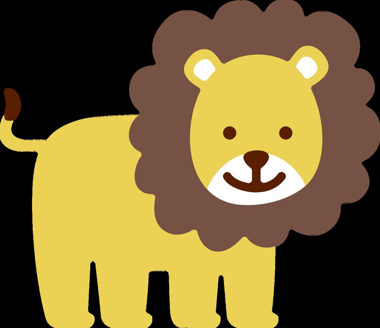 Lion #2 SVG Cut File