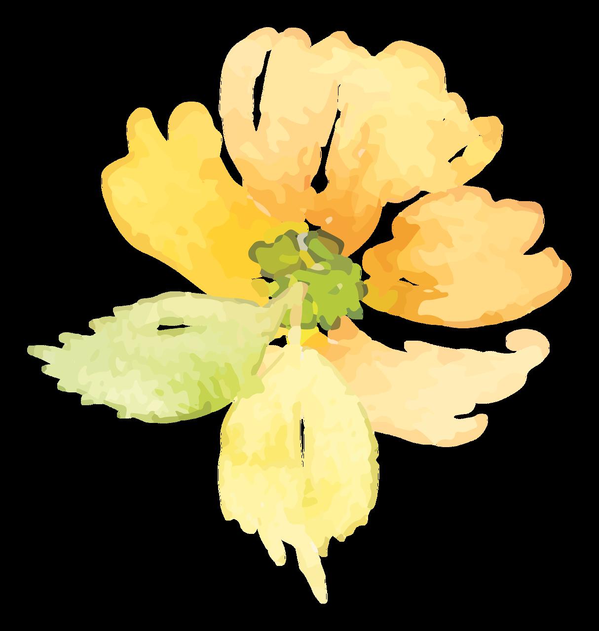 Flower Print & Cut File
