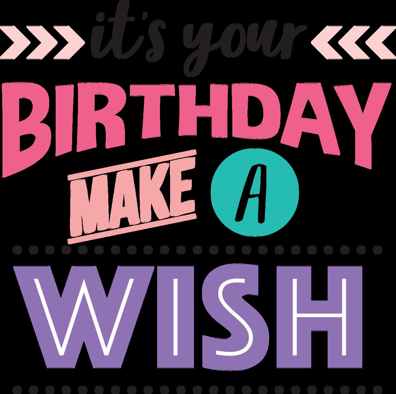 Make A Wish SVG Cut File