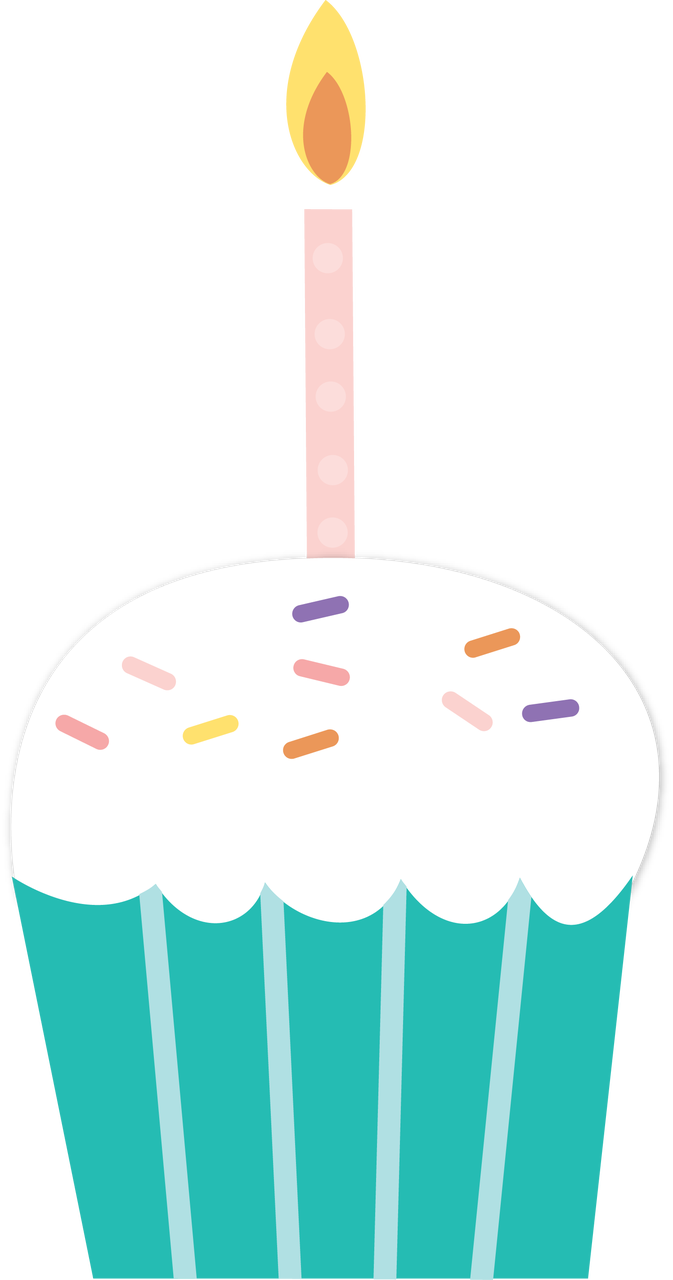 Cupcake #2 SVG Cut File