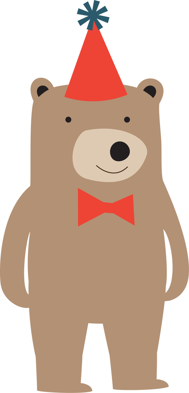 Bear #2 SVG Cut File