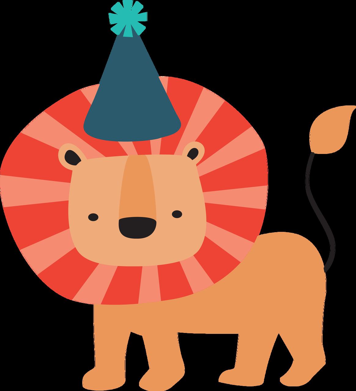 Lion #3 SVG Cut File