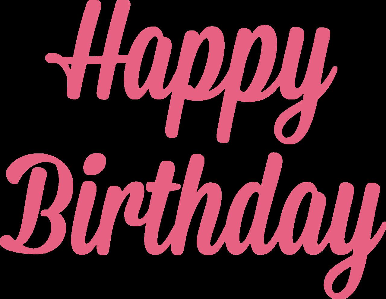 Happy Birthday #2 SVG Cut File