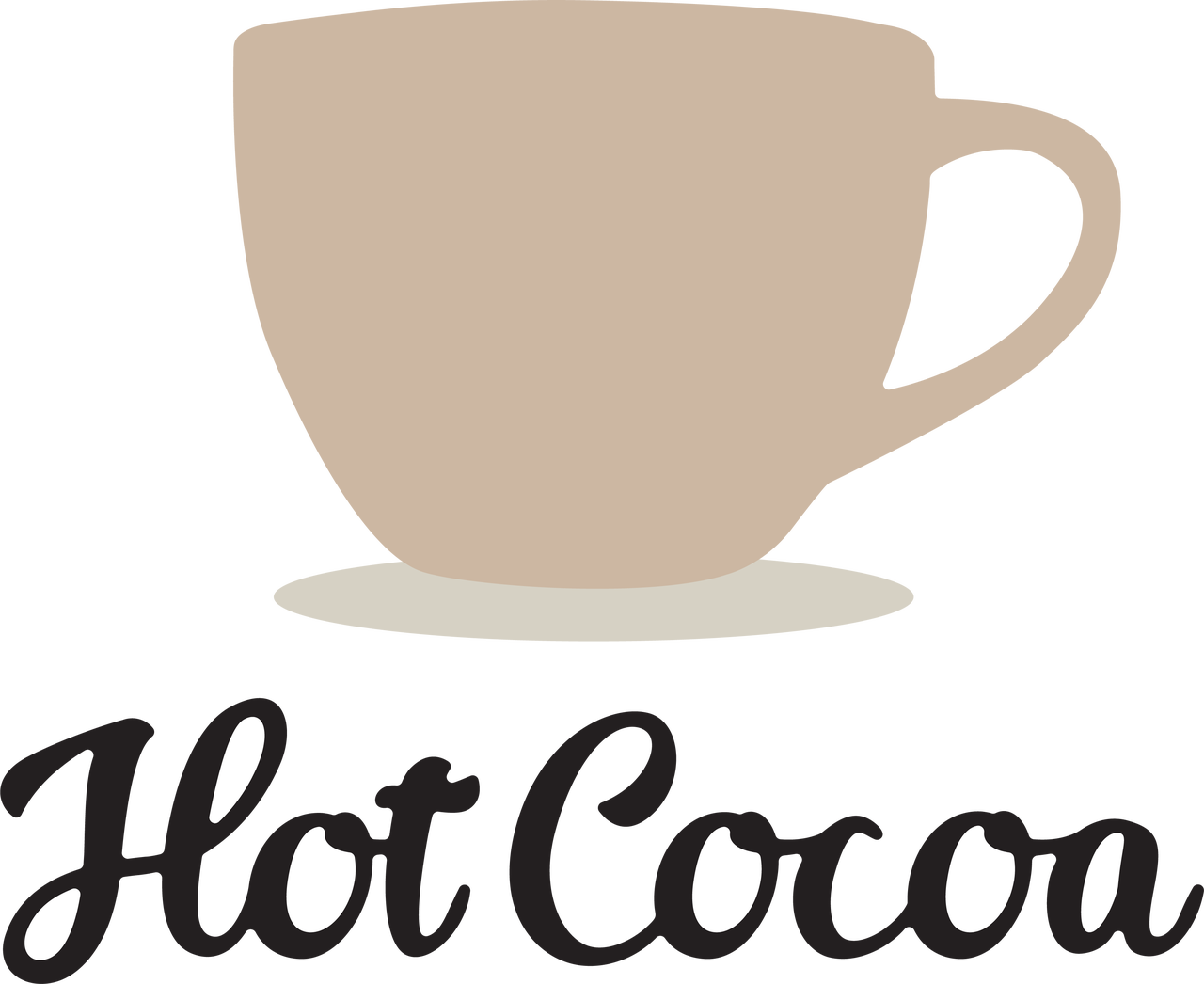 Hot Cocoa SVG Cut File