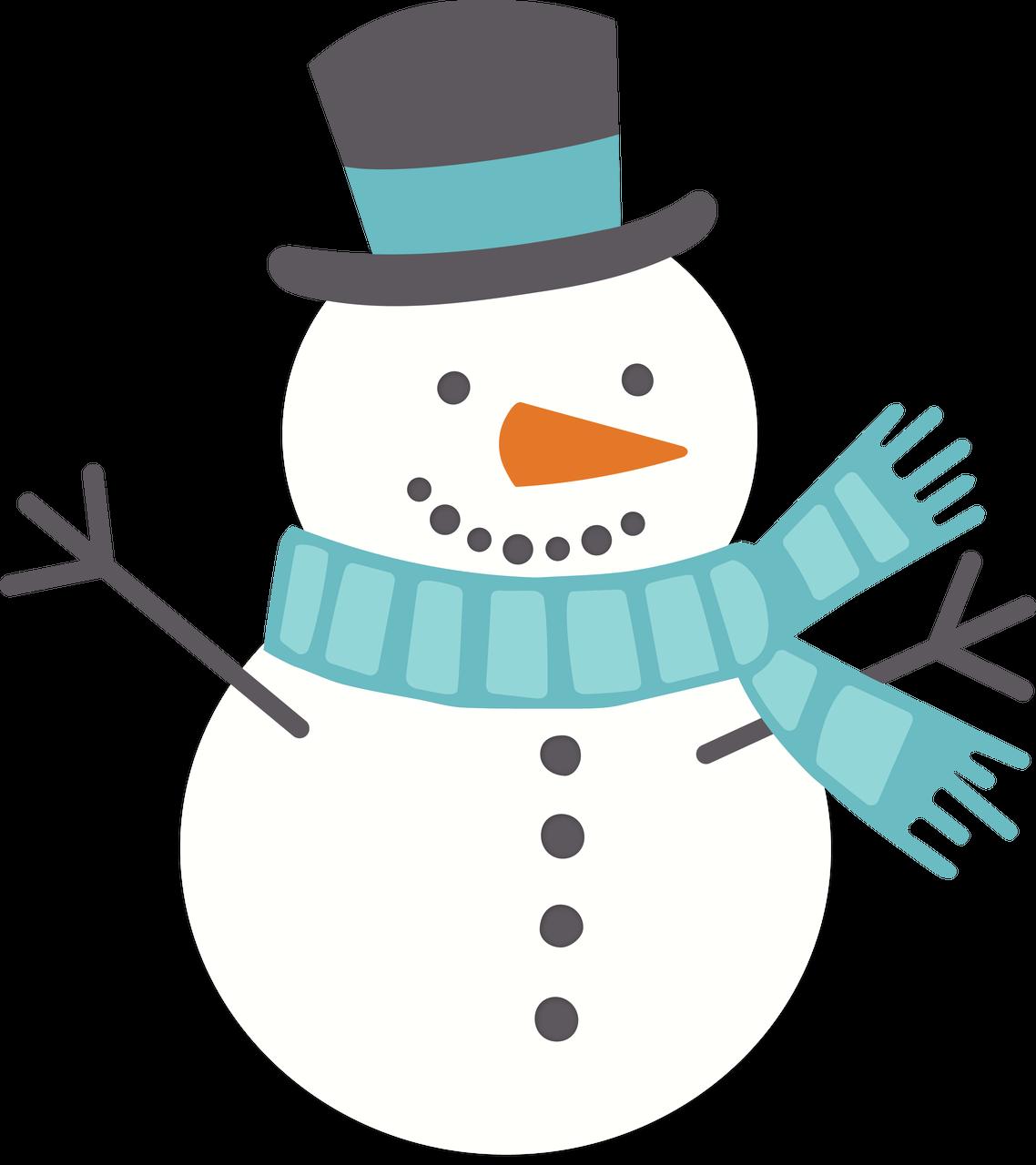 Snowman 4 Svg Cut File Snap Click Supply Co
