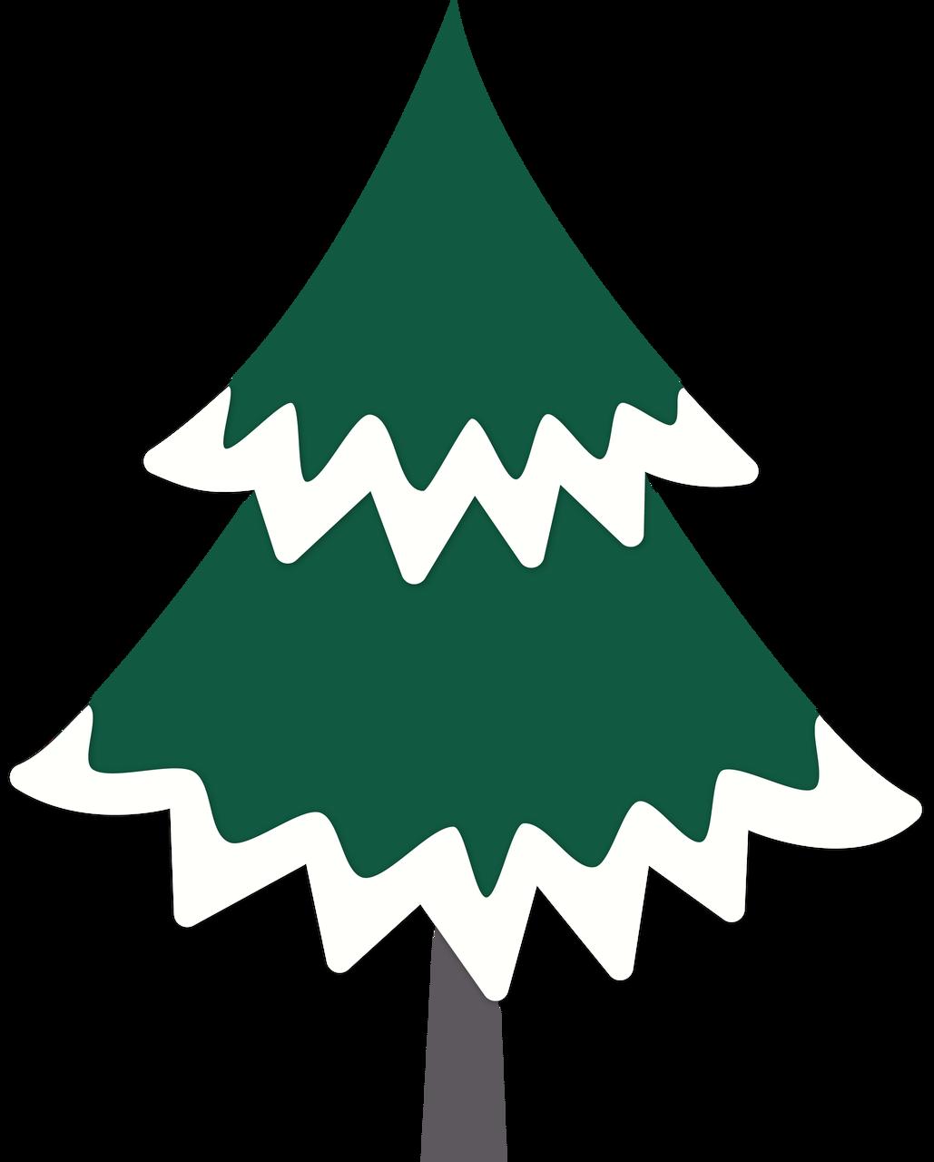 Christmas Tree SVG Cut File
