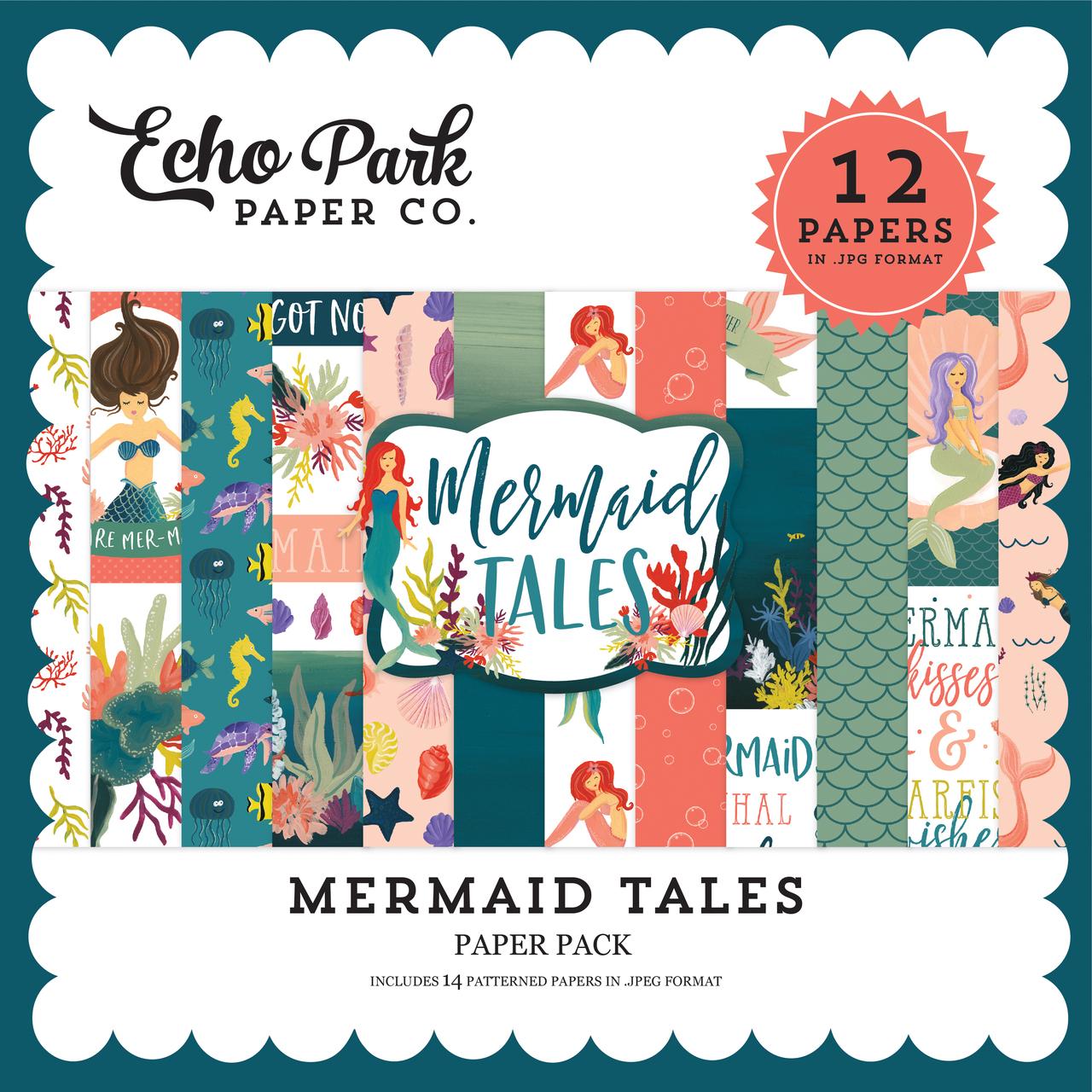 Mermaid Tales Paper Pack