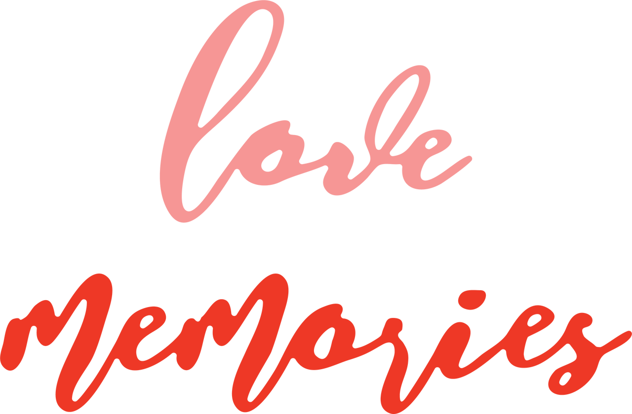 Love Memories SVG Cut File