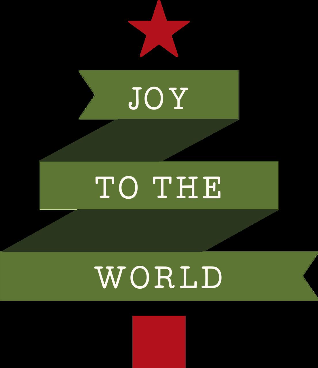 Joy To The World SVG Cut File