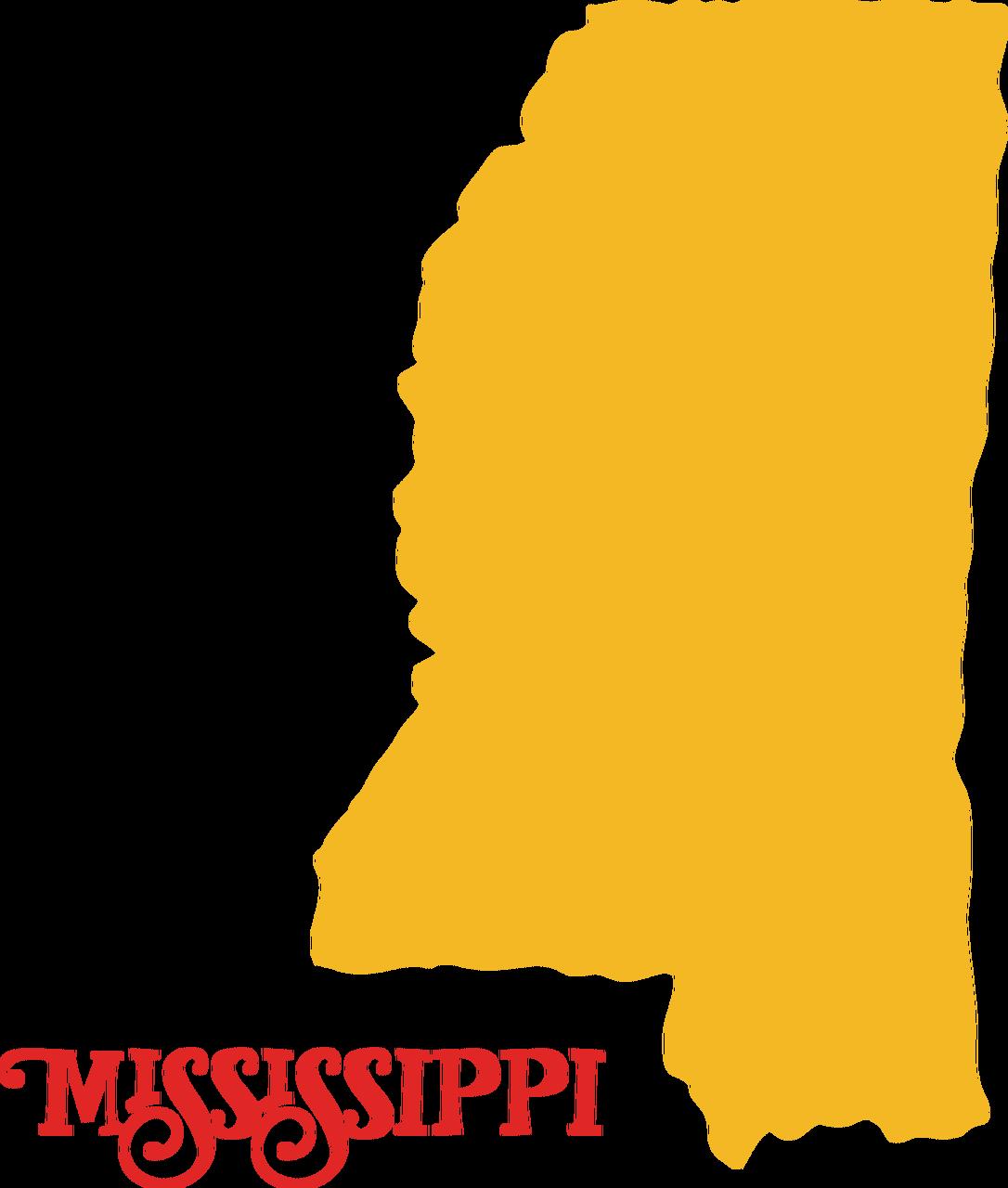 Mississippi SVG Cut File