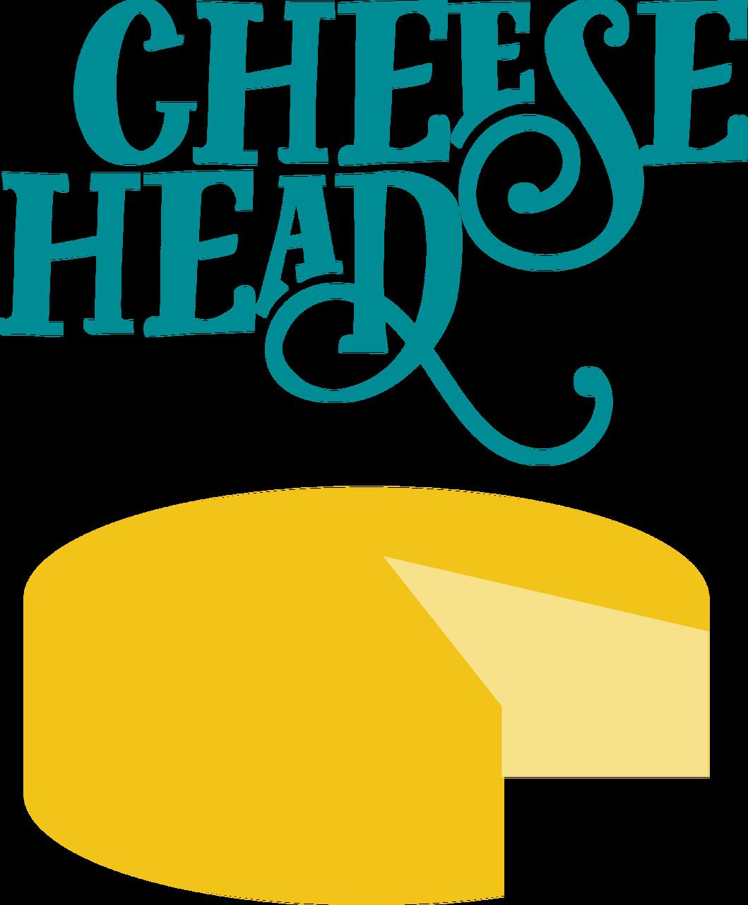 Cheese Head SVG Cut File