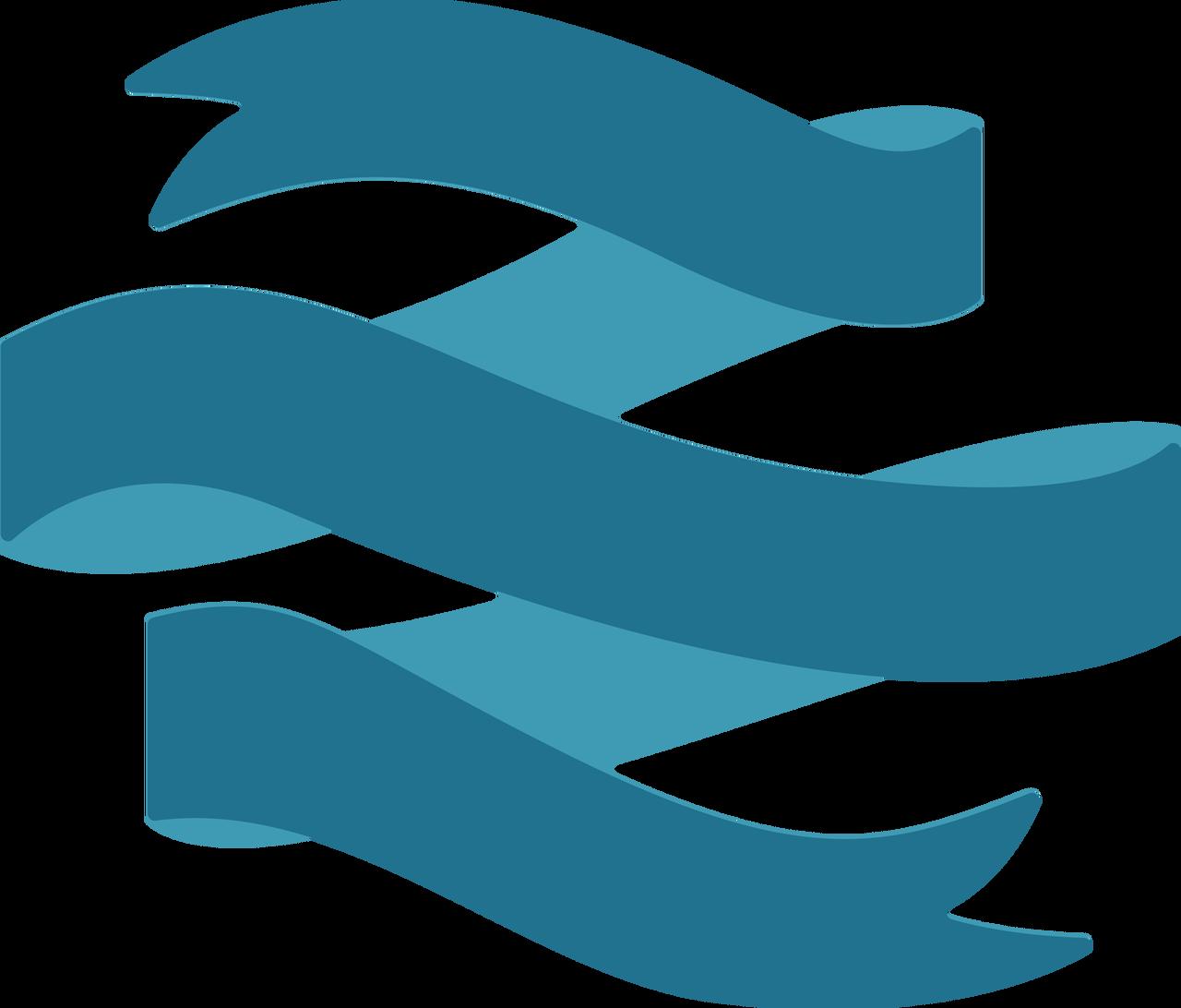 Banner #3 SVG Cut File