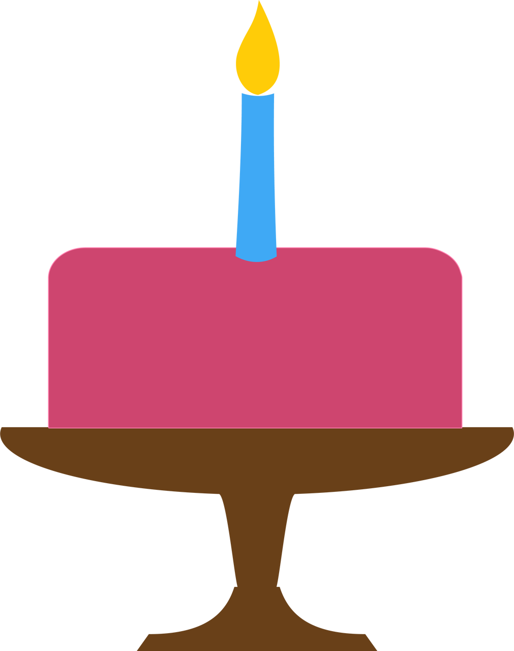 Birthday Cake 3 Svg Cut File Snap Click Supply Co