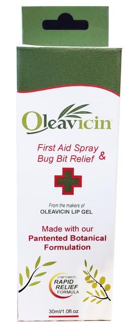 Oleavicin Botanical First Aid Spray .017  ounces