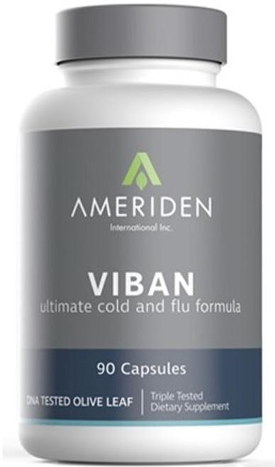 VIBAN Ultimate Cold & Flu Formula