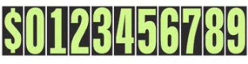 5 1/2 Adhesive Numbers