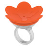 ZUMMR Hummingbird Ring - ORANGE