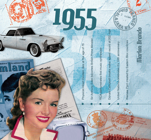 CD card 1955
