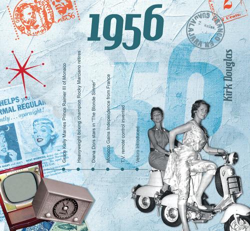CD card 1956