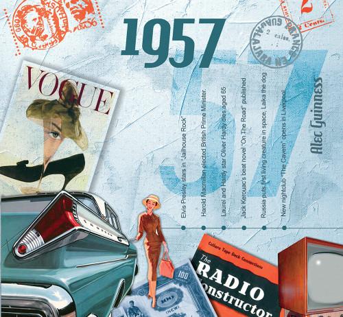CD card 1957
