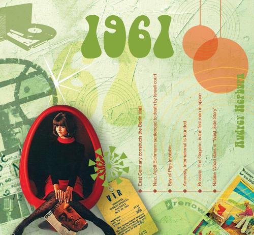 CD card 1961