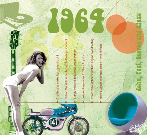 CD card 1964