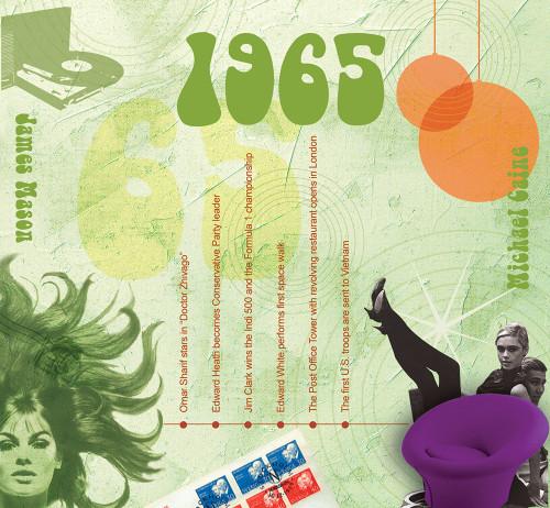 CD card 1965