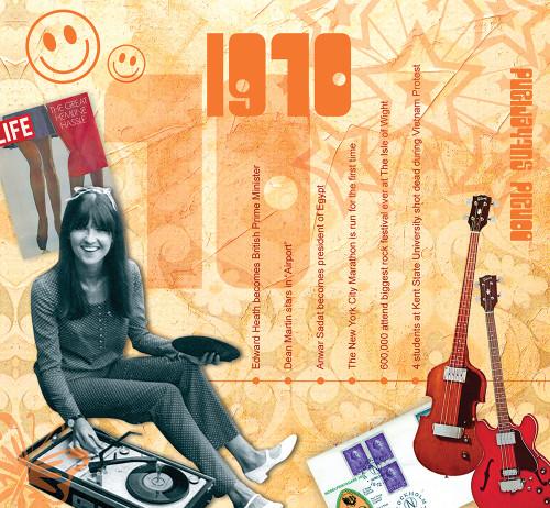 CD card 1970