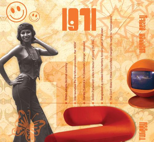 CD card 1971