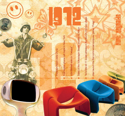 CD card 1972