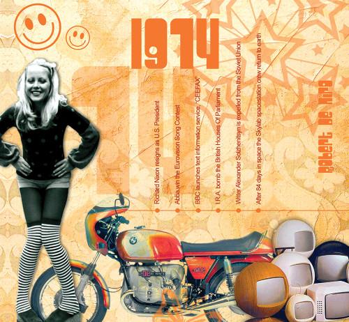 CD card 1974