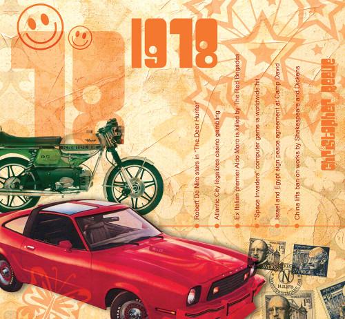 CD card 1978