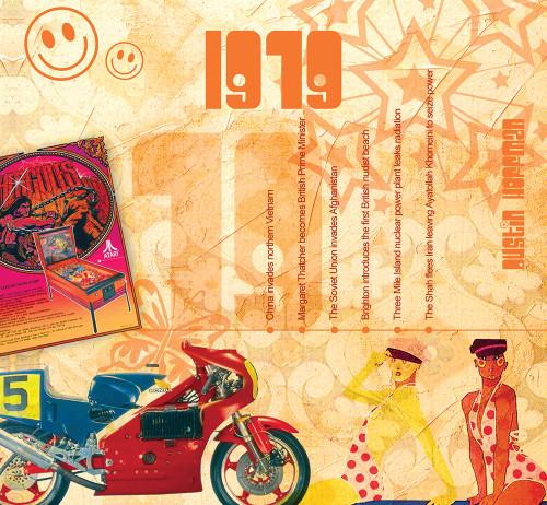 CD card 1979