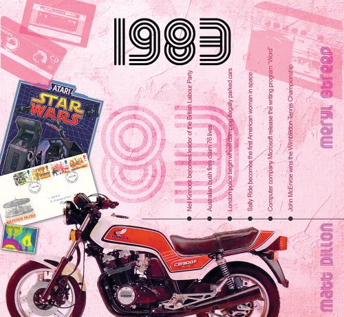 CD card 1983