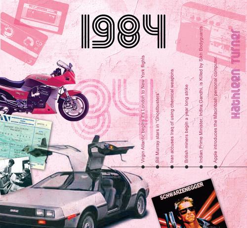 CD card 1984