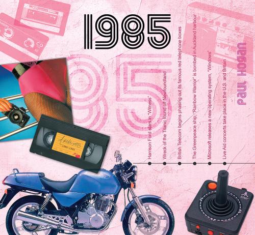 CD card 1985