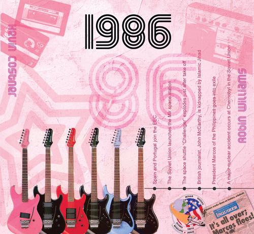 CD card 1986