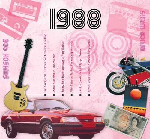 CD card 1988