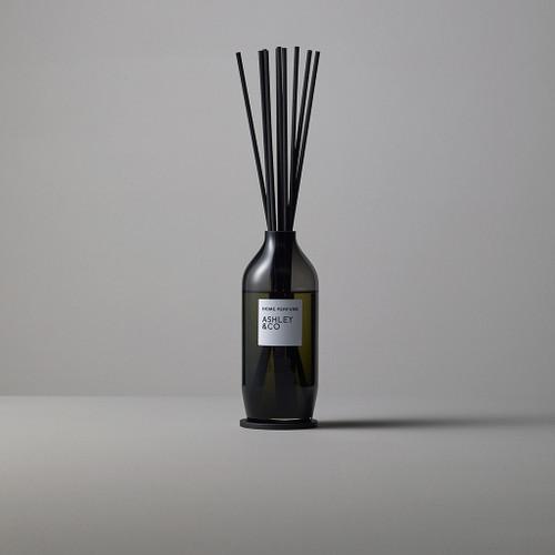 Ashley & Co home perfume, made in NZ, Tui and Kahili,