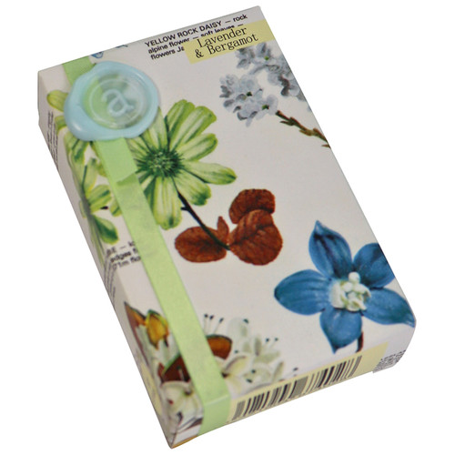 Lavender and Bergamont moisturising lotion bar, Anoint Skincare,