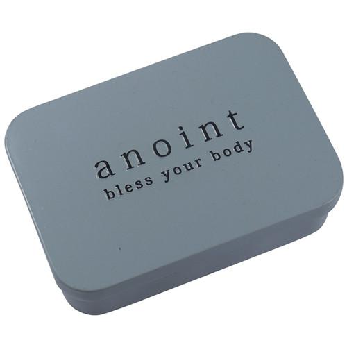 Lotion bar storage tin, Anoint Skincare,