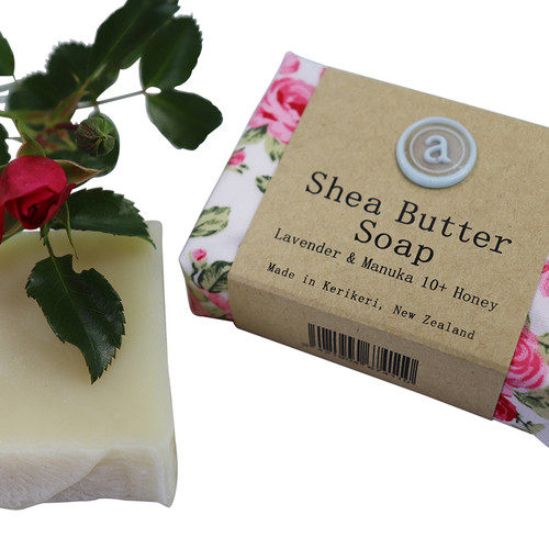 Shea butter soap, Anoint Skincare,