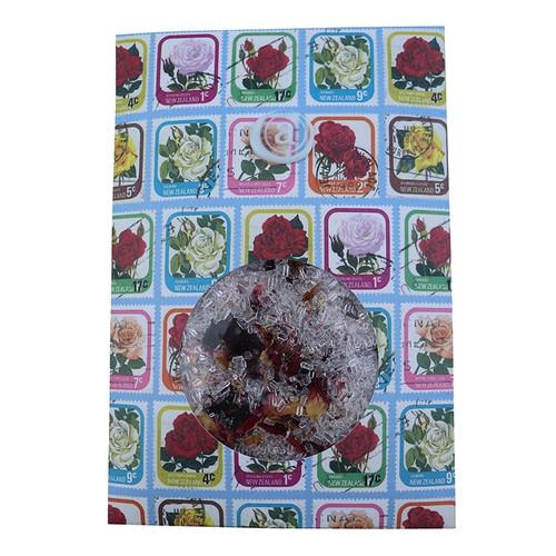 Rose bath salts, Anoint Skincare,