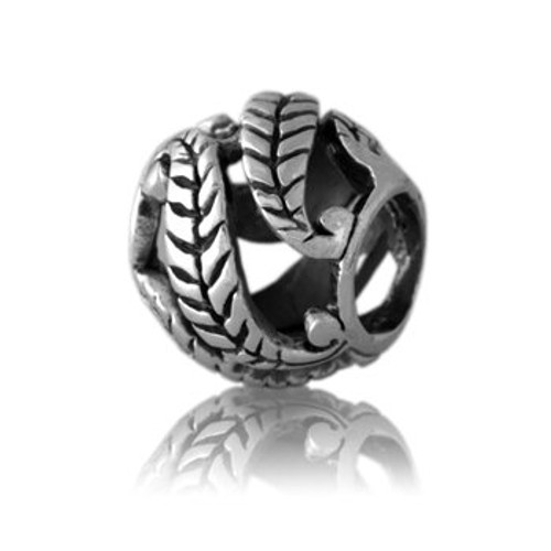 Sterling silver forever charm from Evolve New Zealand.